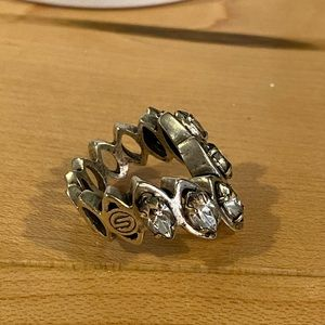 DylanLex Ring in silver
